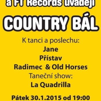 Country Bál Semilasso